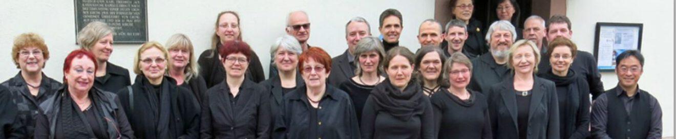 Chor an der Matthäuskirche